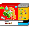 Набор конструктора Waveplay 50-D Toy set